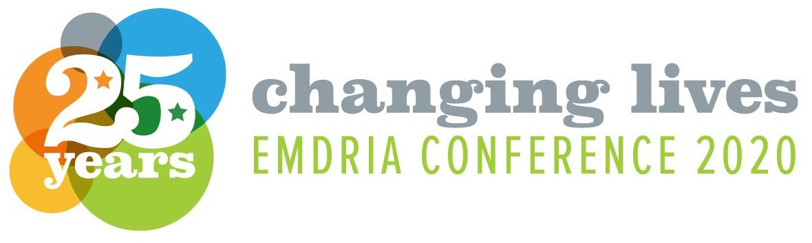 emdria conference 2020 logo